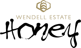 Wendell Estate Honey Logo